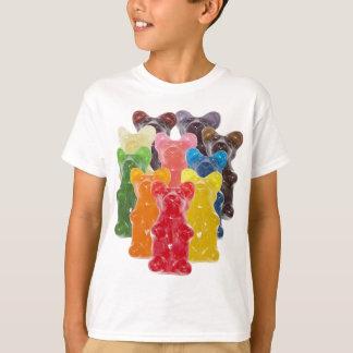 Funny Cute Gummy bear Herds T-Shirt