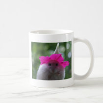 Funny Cute Hamster Coffee Mug