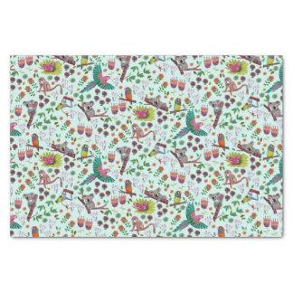 Funny Cute Koala Pattern | Tissue Paper