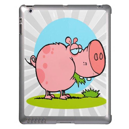 Cute piggy eating - photo#11