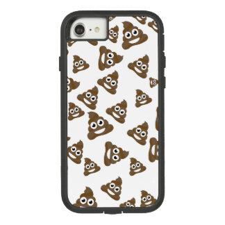 Funny Cute Poop Emoji Pattern Case-Mate Tough Extreme iPhone 8/7 Case