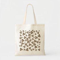 Funny Cute Poop Emoji Pattern Tote Bag