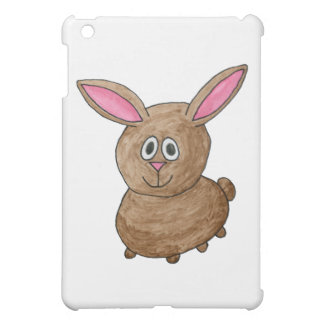 Funny Cute Rabbit. Cover For The iPad Mini