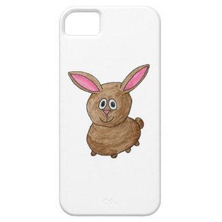 Funny Cute Rabbit. iPhone SE/5/5s Case