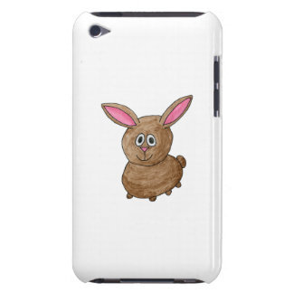 Funny Cute Rabbit. iPod Touch Cover