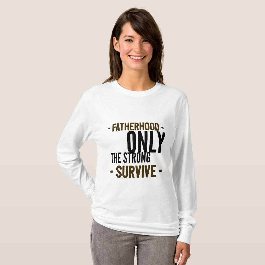 Funny Dad Birthday Gifts T-Shirt - Best Selling Long-Sleeve Street Fashion Shirt Designs