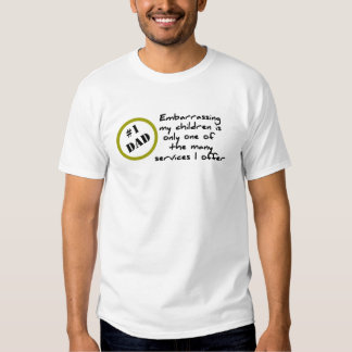 Funny Dadism, Best Dad T-Shirt