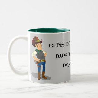 Funny Dadism Father's Day Mug