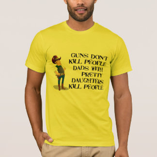 Funny Dads with Daughters Shirt