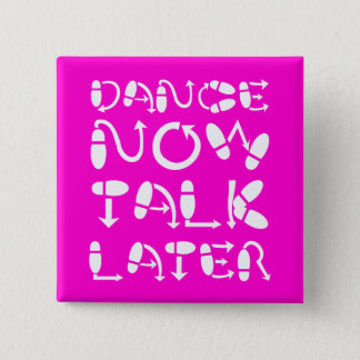 Funny dance button