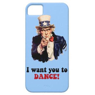 funny dance iPhone SE/5/5s case