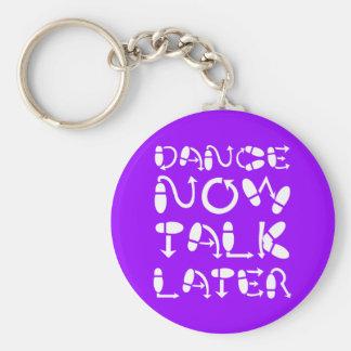 Funny dance keychain