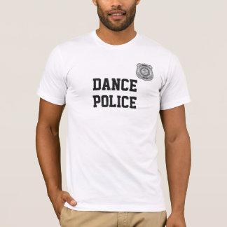 Funny Dance Police Badge Dancing Shirt for Dancers