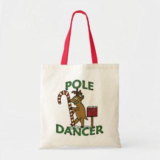 Funny Dancer Christmas Reindeer Pun Bags