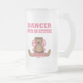 Funny Dancer With Attitude Coffee Mugs