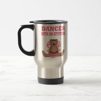 Funny Dancer With Attitude Mugs