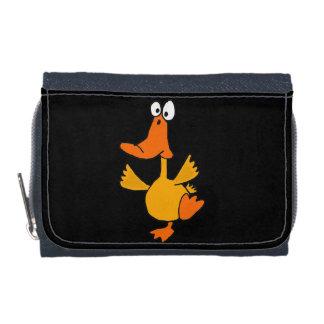 Funny Dancing Duck Wallet