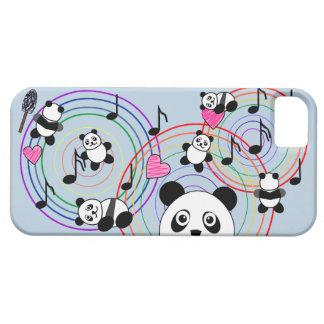 Funny Dancing Pandas IPhone4 Mate Case iPhone 5 Covers
