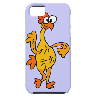 Funny Dancing Rubber Chicken iPhone SE/5/5s Case