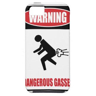 Funny Dangerous Gasses iPhone SE/5/5s Case