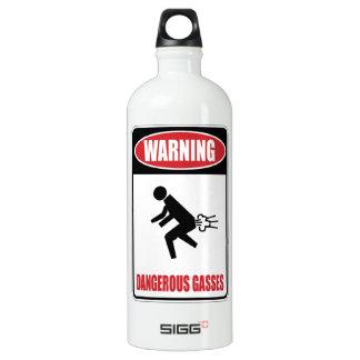 Funny Dangerous Gasses SIGG Traveler 1.0L Water Bottle