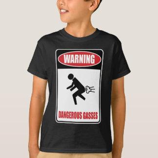 Funny Dangerous Gasses T-Shirt