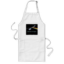Funny Dark Side of the Spoon Apron