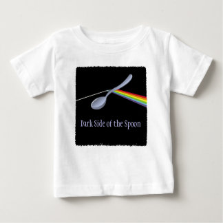 Funny Dark Side of the Spoon Toddler Tee