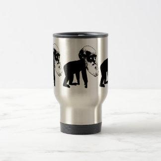 Funny Darwin evolution Travel Mug
