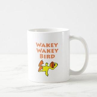 Funny Dead Duck Wakey Wakey Bird Coffee Mug