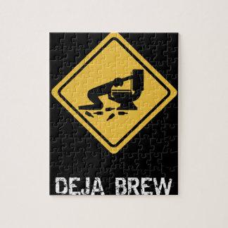 Funny Deja-Brew Puzzle