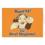Funny Dental Hygienist Cards