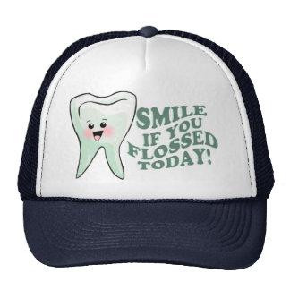Funny Dental Hygienist Trucker Hat