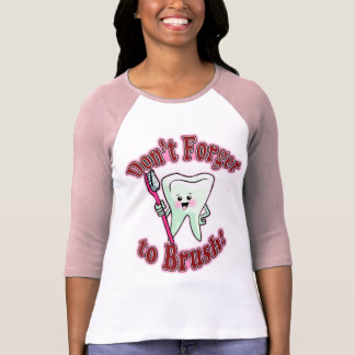 Funny Dental Hygienist Tee Shirts