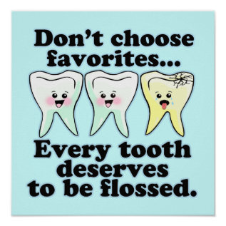 Funny Dental Office Artwork Poster at Zazzle