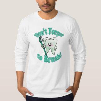 Funny Dentist Dental Hygienist Tee Shirt