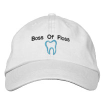 Funny Dentist Theme Adjustable Hat