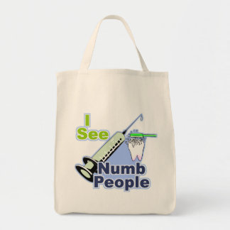 Funny Dentists and Hygienists Tote Bag