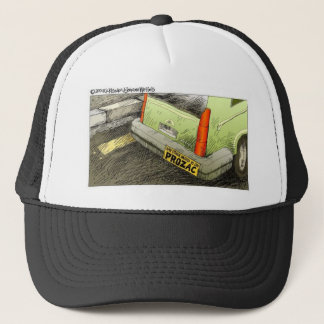 Funny Depression Cartoon Gifts Tees & Collectibles Trucker Hat