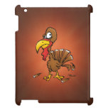 Funny Derp Turkey iPad Case