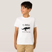 Funny Diabetes T-rex Ate my Pancreas T-Shirt