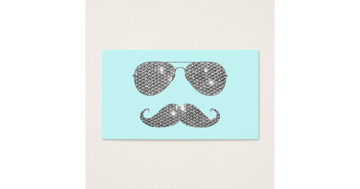 Glasses Business Cards & Templates | Zazzle