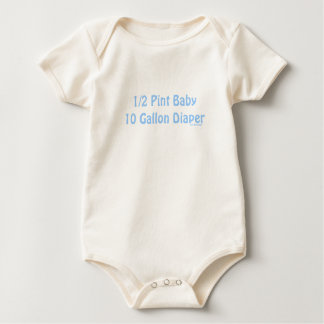Funny Diaper Quotes Baby Shirt