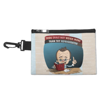 Funny Diet Losing Weight Accessories Bag
