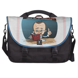 Funny Diet Losing Weight Commuter Bag