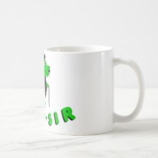Funny DINO-SIR design Coffee Mug