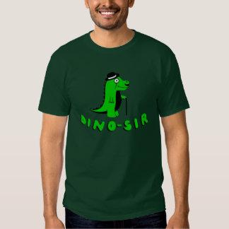 Funny DINO-SIR design Tee Shirt