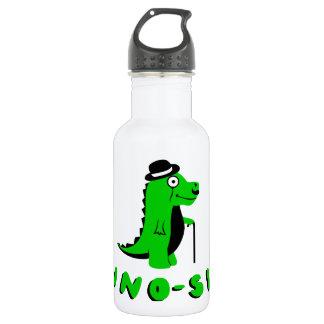 Funny DINO-SIR design Water Bottle