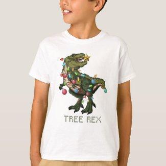 Funny Dinosaur Christmas Shirt