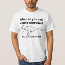 Funny Dinosaur Joke Tshirt
